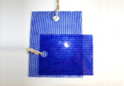 Juego de tablas en color azul