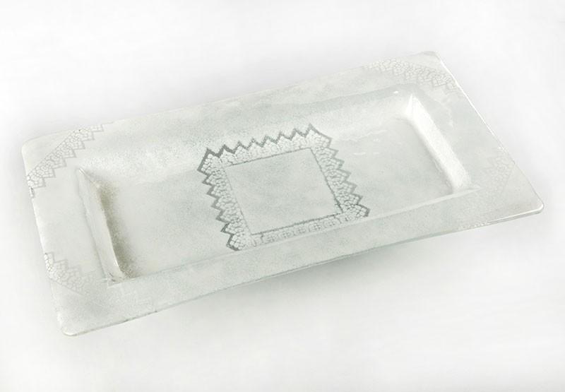 Bandeja grande rectangular