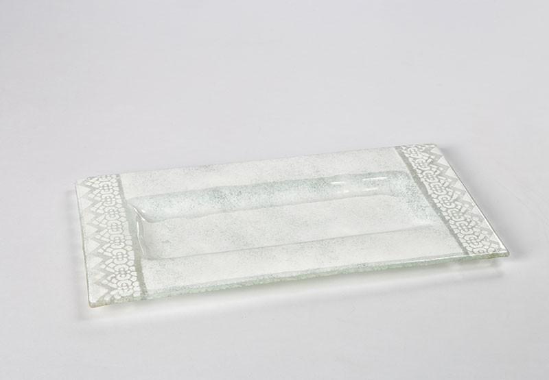 Bandeja rectangular