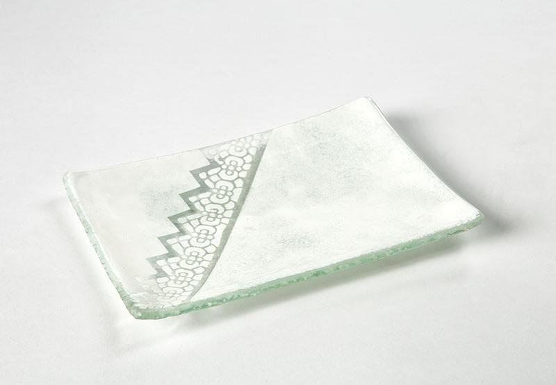 Bandeja puntas rectangular